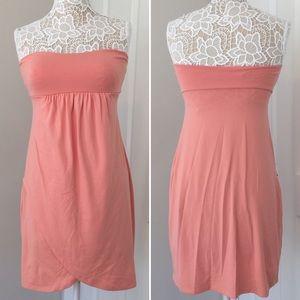NWOT Susana Monaco Strapless Dress Medium